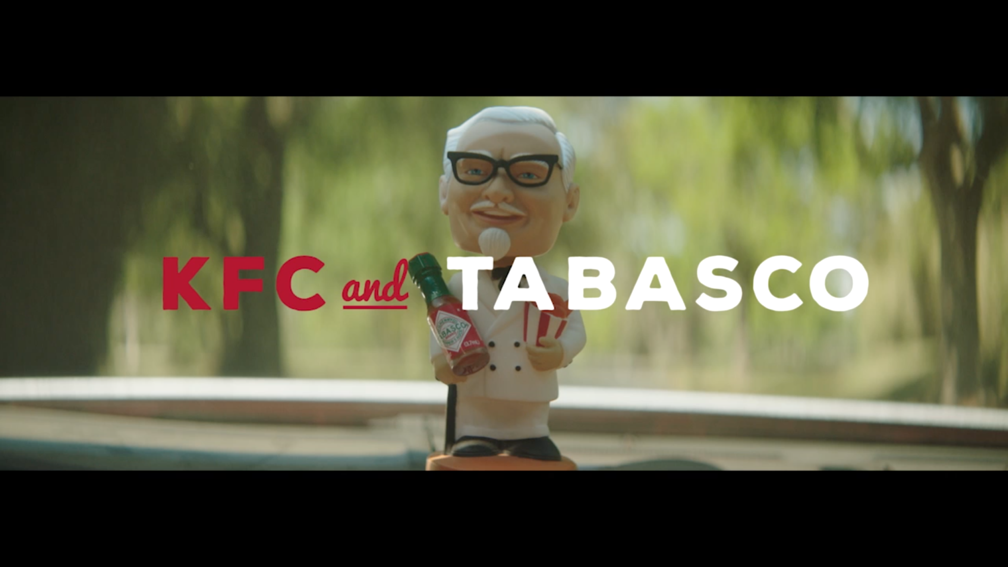"KFC ""KFC and Tabasco"""