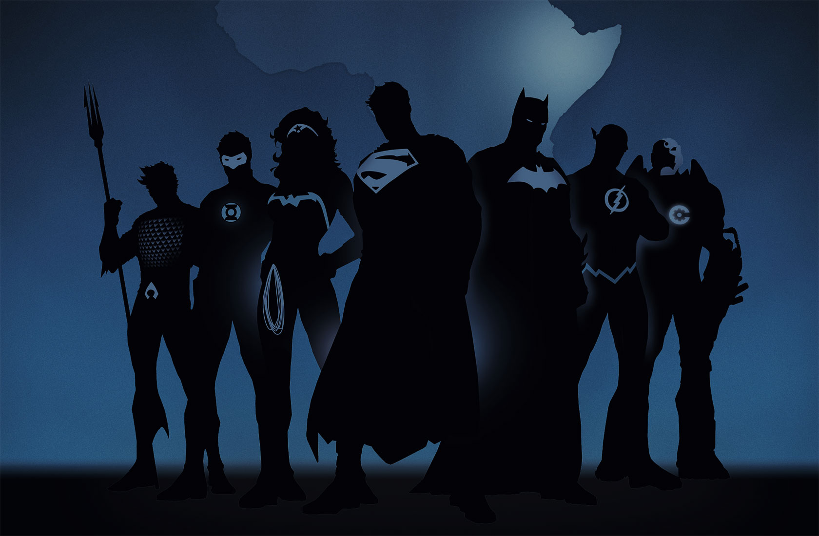 """DC Comics """"We Can Be Heroes"""""""